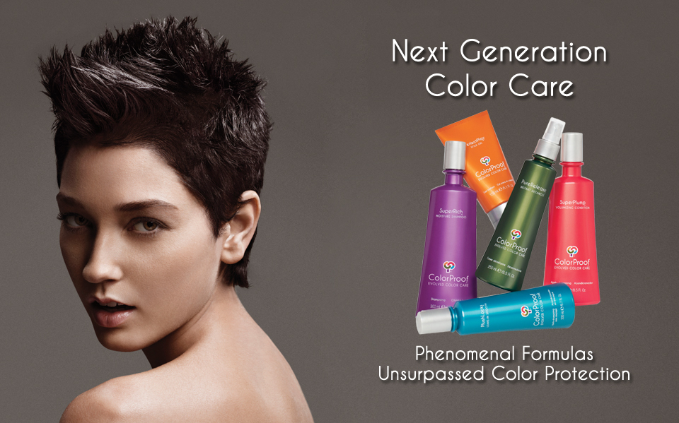 Columbia Md Hair Salon Announces new ColorProof Hair product line.